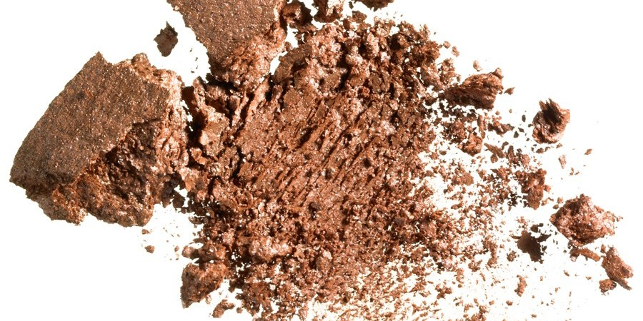 crushed bronzer