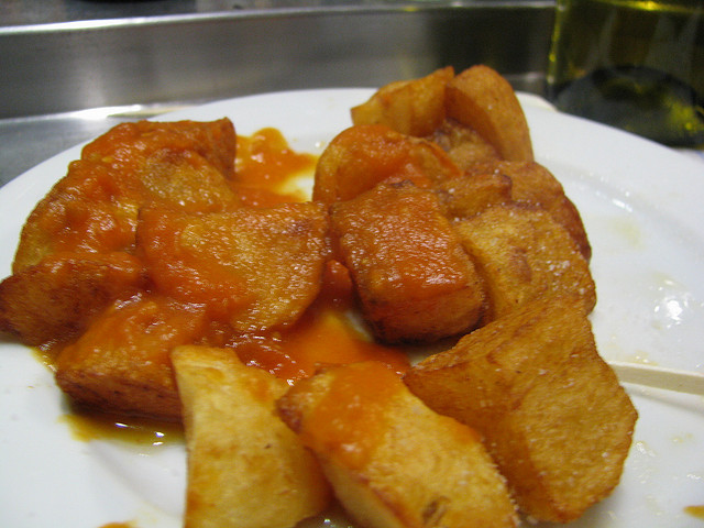 Tapas in Barcelona - Sweet and Savoring