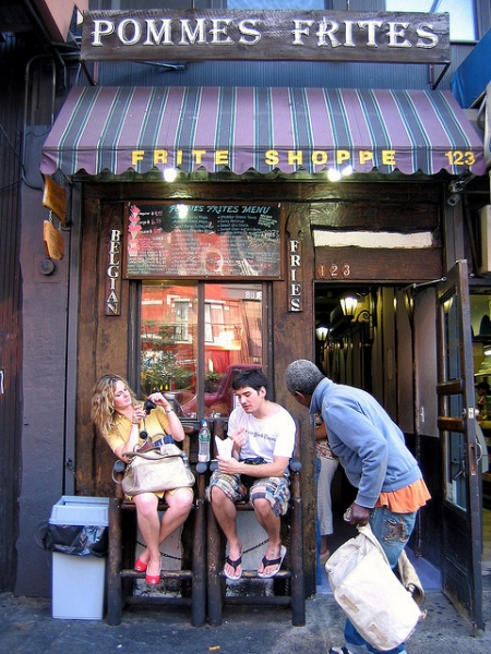 Love Letter to New York - Sweet and Savoring