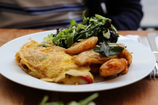 Duo Bistro: Perfect Brunch in Uptown Kingston - Sweet and Savoring [photo by Andy Milford]