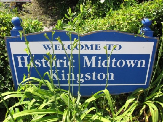 Living Where You Live: Kingston, NY Edition - Sweet and Savoring
