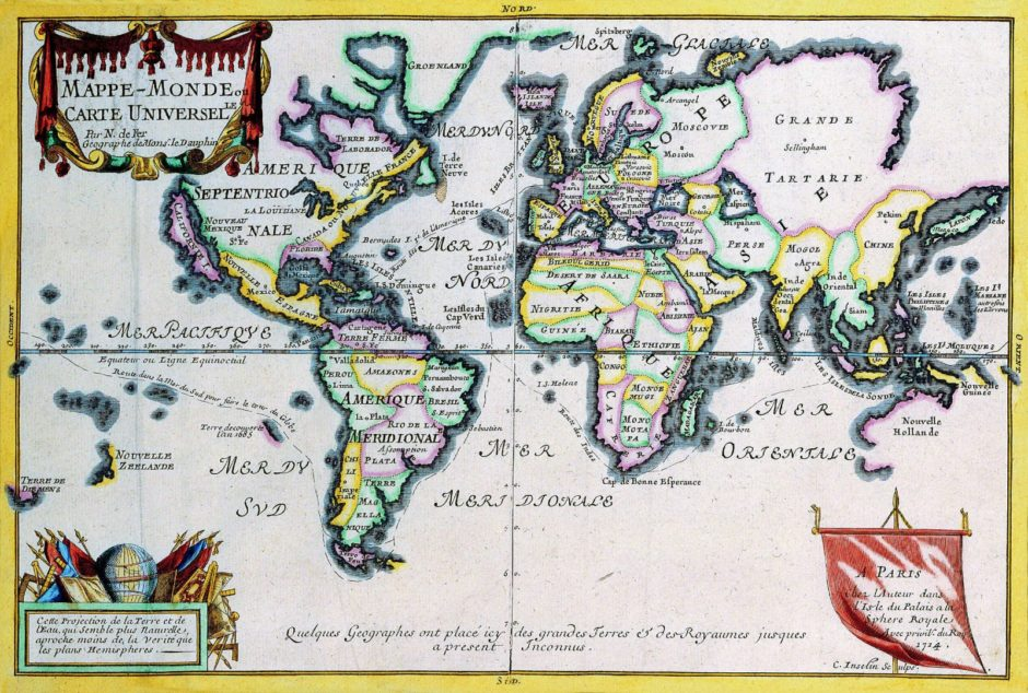 Maps: Confessions of a Cartophile - Sweet and Savoring