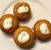 Lemon Meringue Sugar Cookie Bites