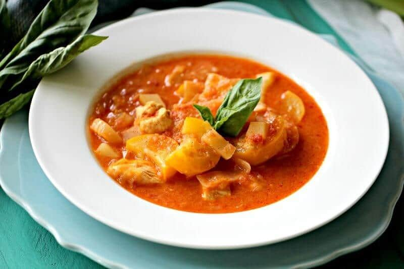 Thai Chicken Curry