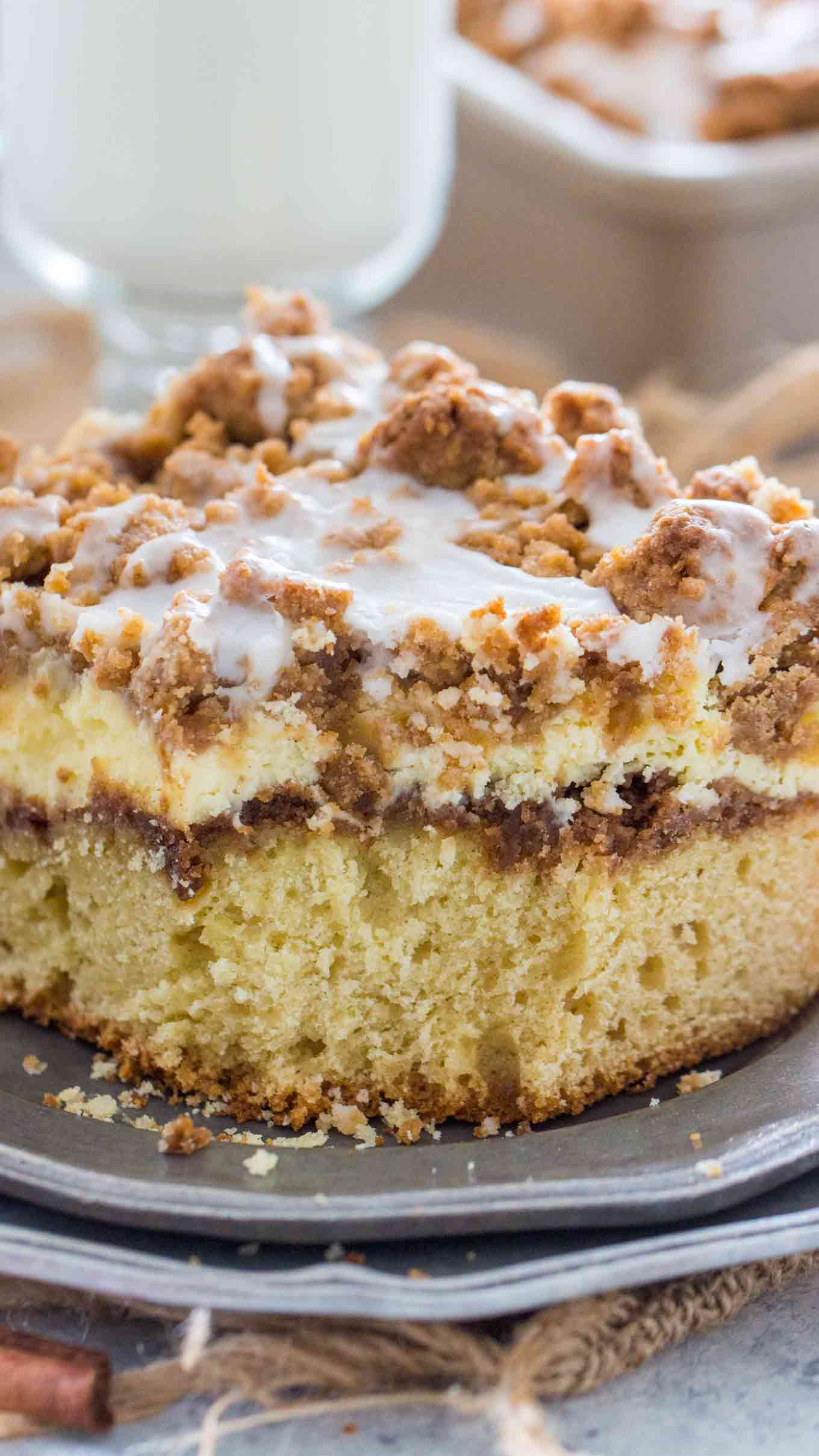 Best Ever Coffee Cake Recipe Sweet And Savory Meals