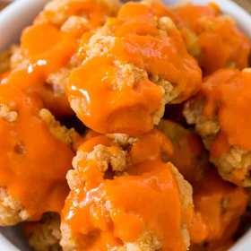 Crispy Boneless Chicken Wings Recipe