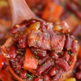 Easy BBQ Baked Beans