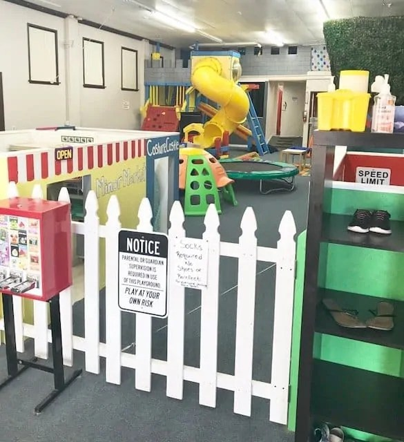 indoor play place