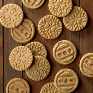 Photo credit: tasteofhome.com Speculaas Dutch Spice Cookies