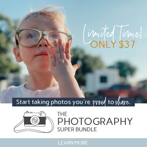 The Photography Super Bundle by Ultimate Bundles.