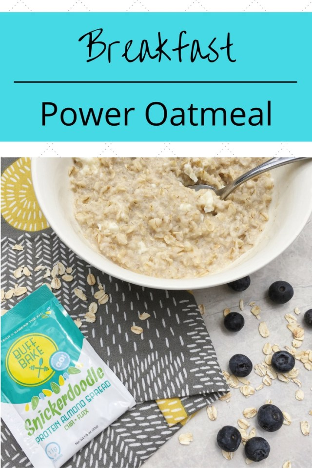 Breakfast Power Oatmeal