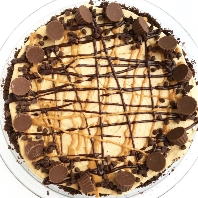 Handle the Heat Peanut Butter Pie