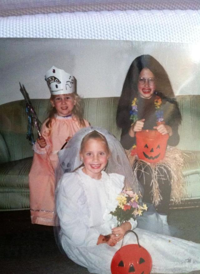 Throwback Halloween
