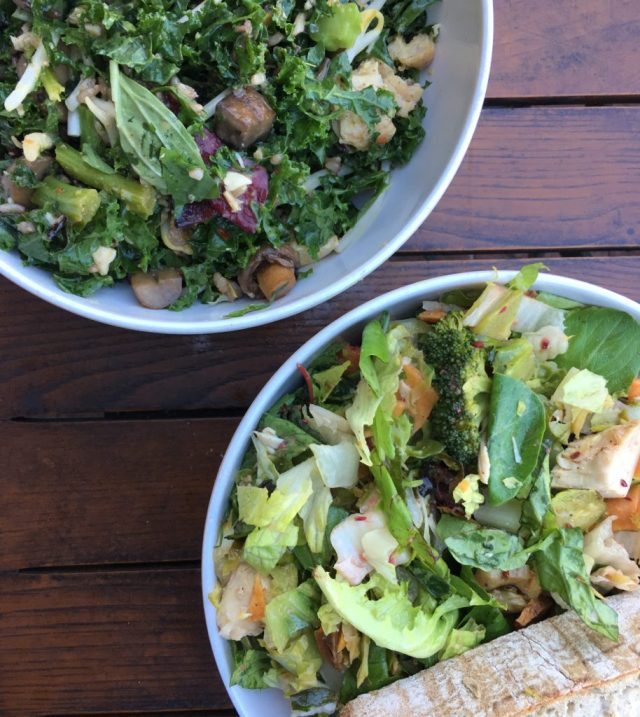 Sweetgreen Fall Salads