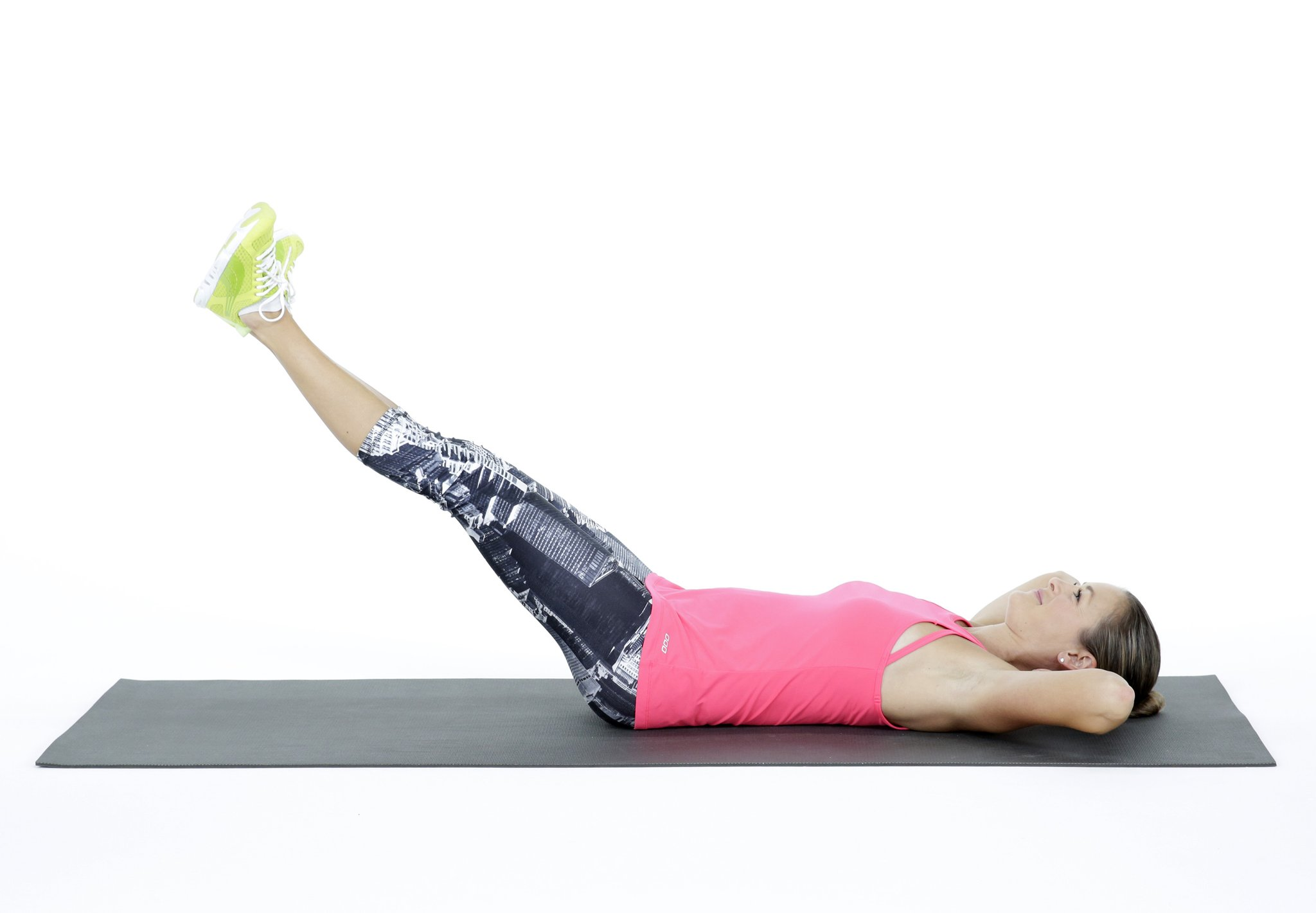 Cardio And Abs Circuit Workout Sweet Strong Arms Legs Double Leg Lifts