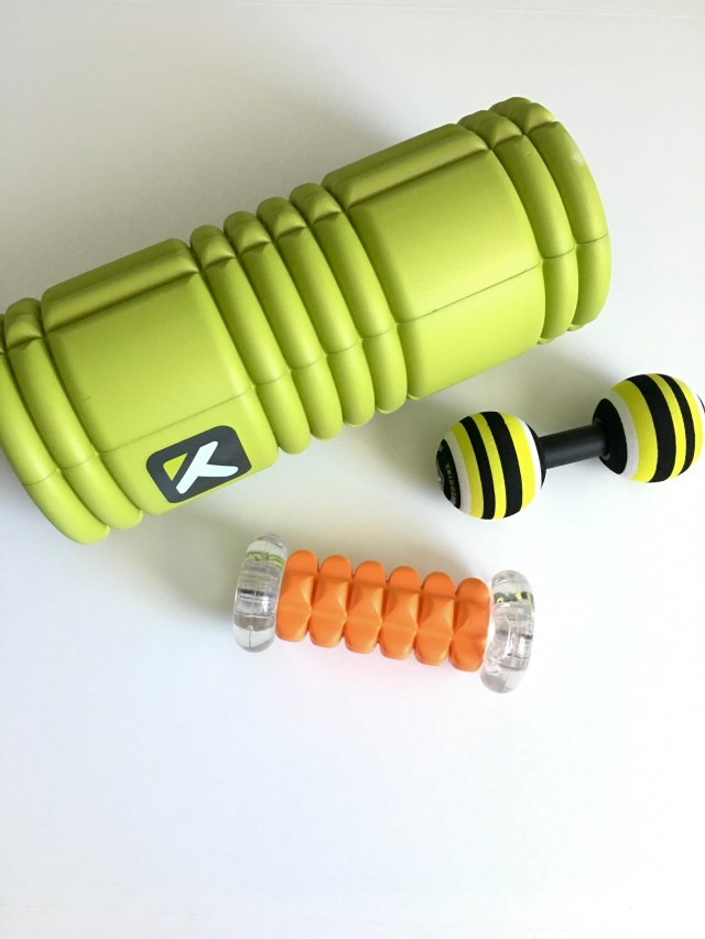 Trigger Point Therapy self massage rollers