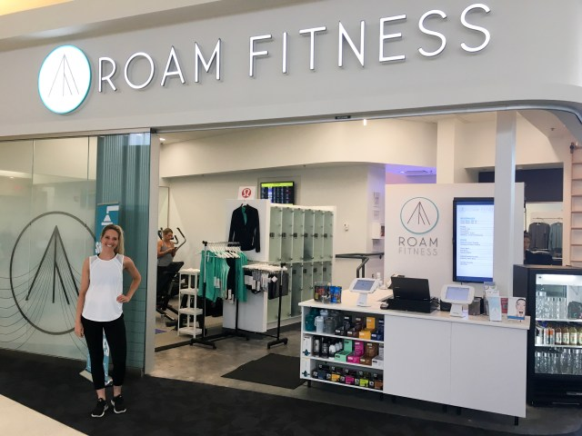 ROAM Fitness BWI Airport
