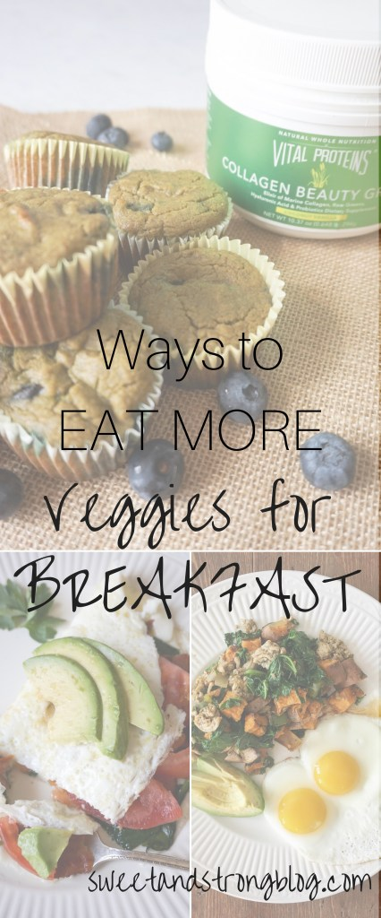Ways to Eat More Veggies for Breakfast