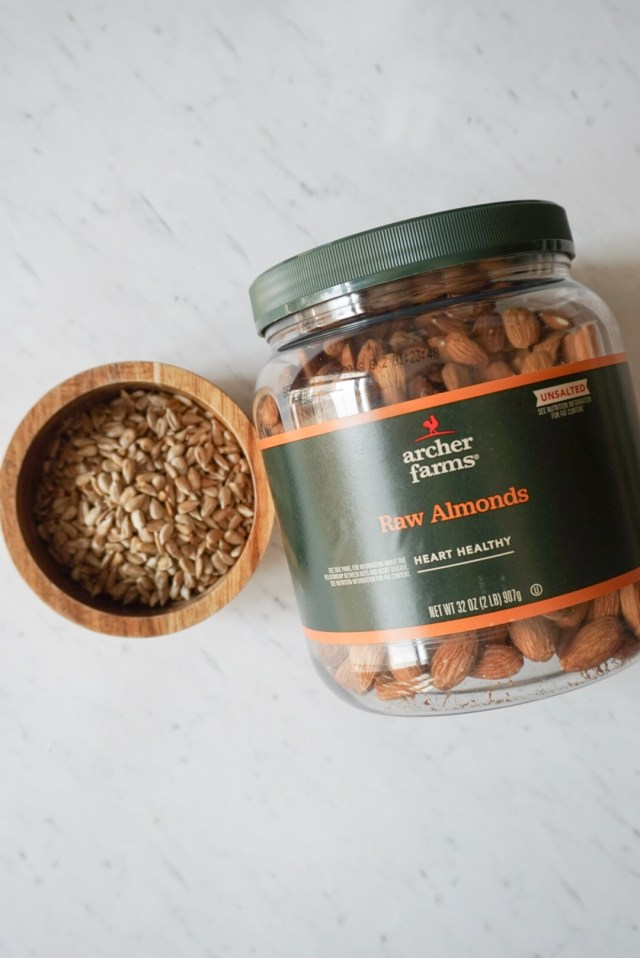 The Healthy Pantry Raw Nuts and Seeds