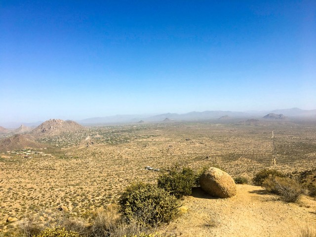 Outdoor Hiking in Scottsdale AZ