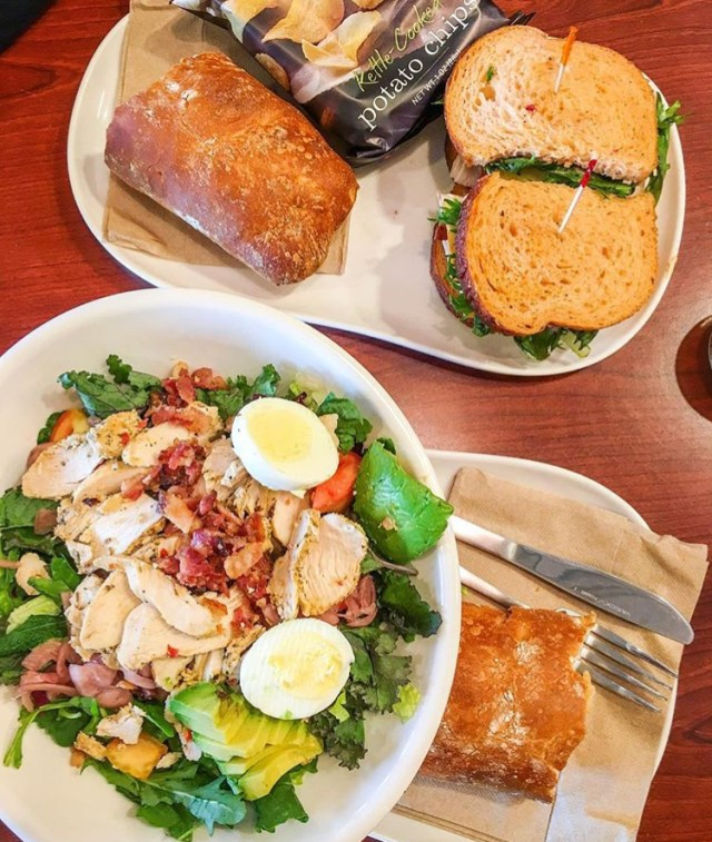 Panera Bread Green Goddess Chicken Salad
