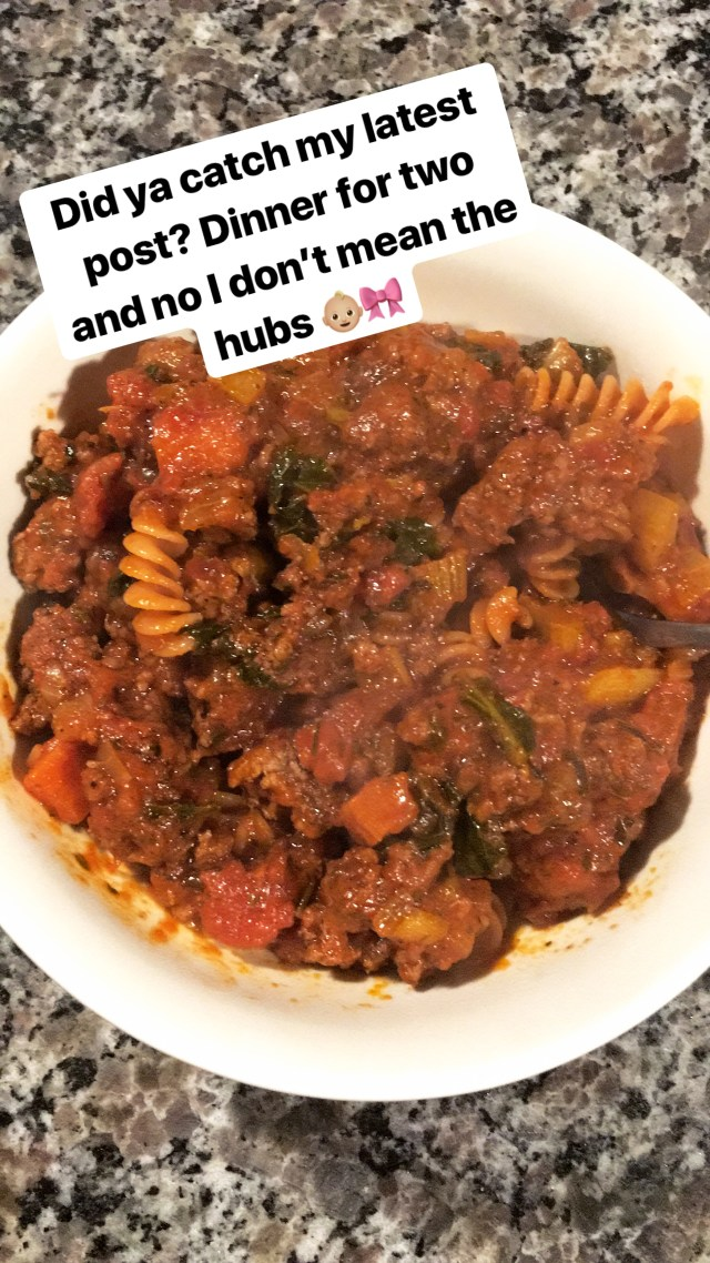 Beef Bolognese with Rao's Sauce