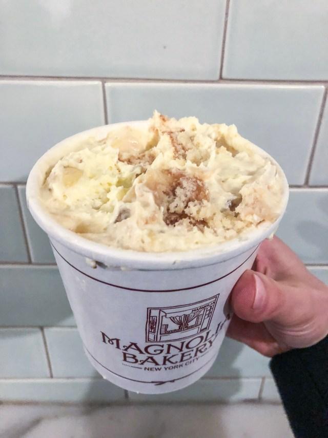 Magnolia Bakery Vanilla Banana Pudding
