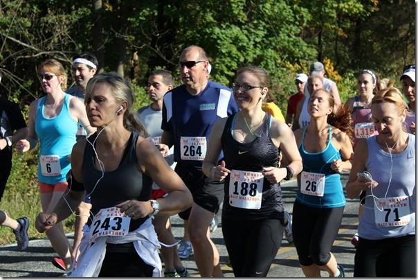 Shades of Death Half Marathon Recap (5/6)