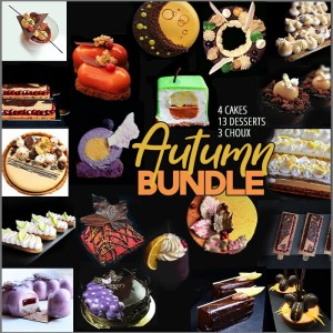 Autumn Collection Recipes Bundle ~ Dessert Recipes for Awesome Fall Season