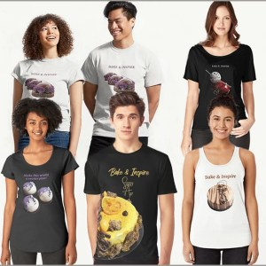 SweetArt T-shirts ~ For You to Wear and Inspire