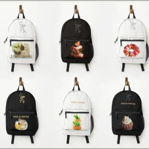 SweetArt Backpacks ~ For You to Use and Inspire