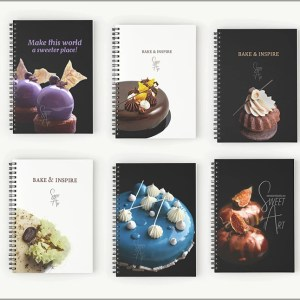 SweetArt Spiral Notebooks ~ For You to Write In and Inspire