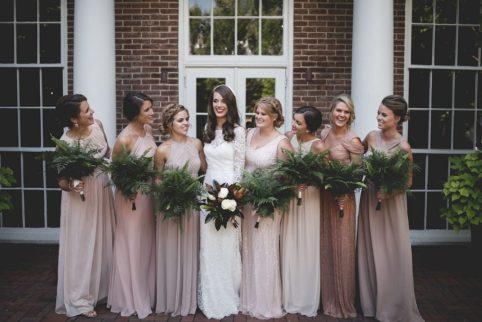 Tidewater Inn Bridal Party