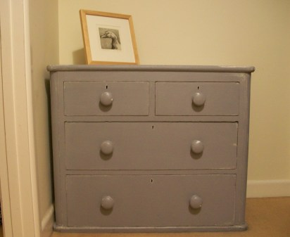 Finished Chest of Drawers