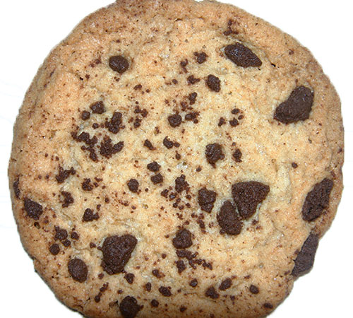 Cookie That Has Been Baked Too Long