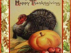 Thanksgiving Soups & Salads