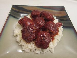 Recipe Swap: BBQ Meatballs