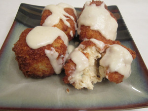 Recipe Swap: Chicken Croquettes