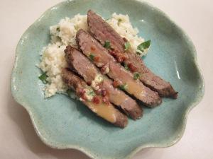Chipotle-Herb Flank Steak