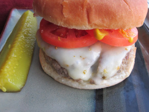 Recipe Swap: Spicy Pepper Jack Burger