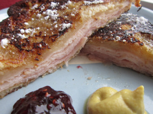 Sammich Saturday: Monte Cristo