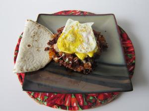 Recipe Swap: Spicy Chorizo Breakfast Hash