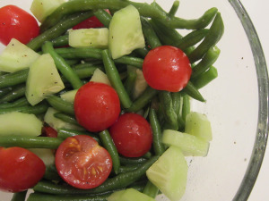 Recipe Swap: Green Bean Salad