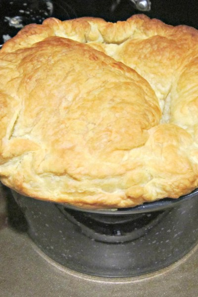 What's Baking: Beef & Guinness Pie