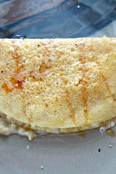 Sweet 'n' Spicy Omelet (SSO)