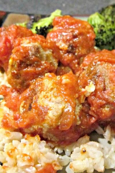 Buck Balls (a.k.a. Venison Meatballs)
