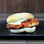 Sammich Saturday: Chicken Parmesan Sandwiches