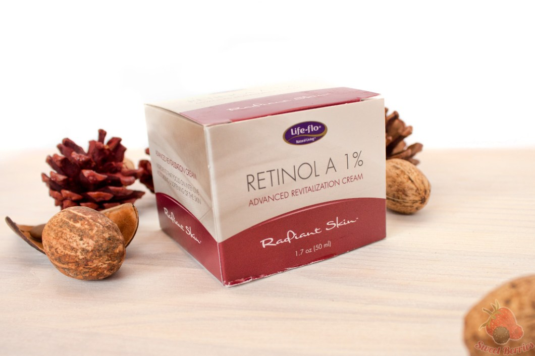 Life Flo Health, Retinol A 1%, Advanced Revitalization Cream