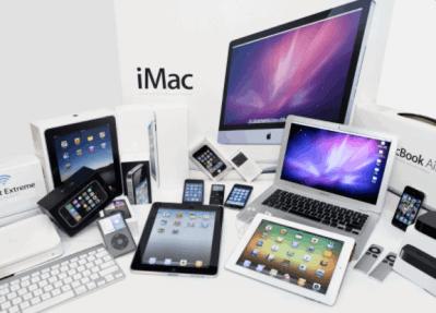 qué son las FAANG: gadgets de apple