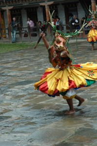 Dancer at Festival